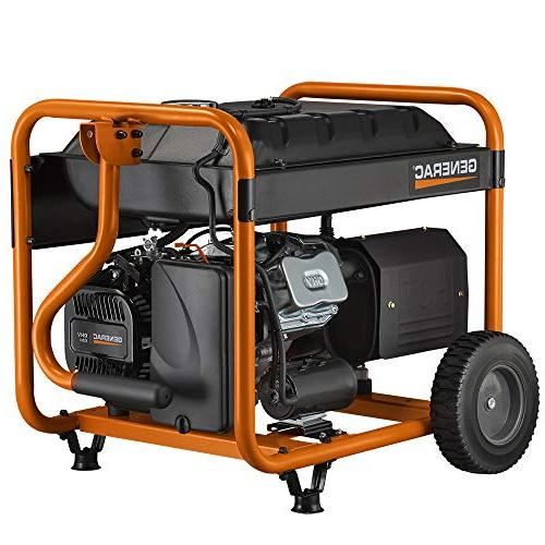 Generac 8000 Watts - Electric Start with