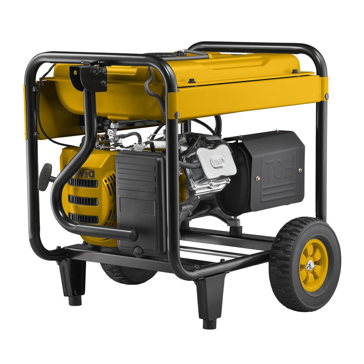 DeWALT 7000 Generator   DXGNR7000 49 ST