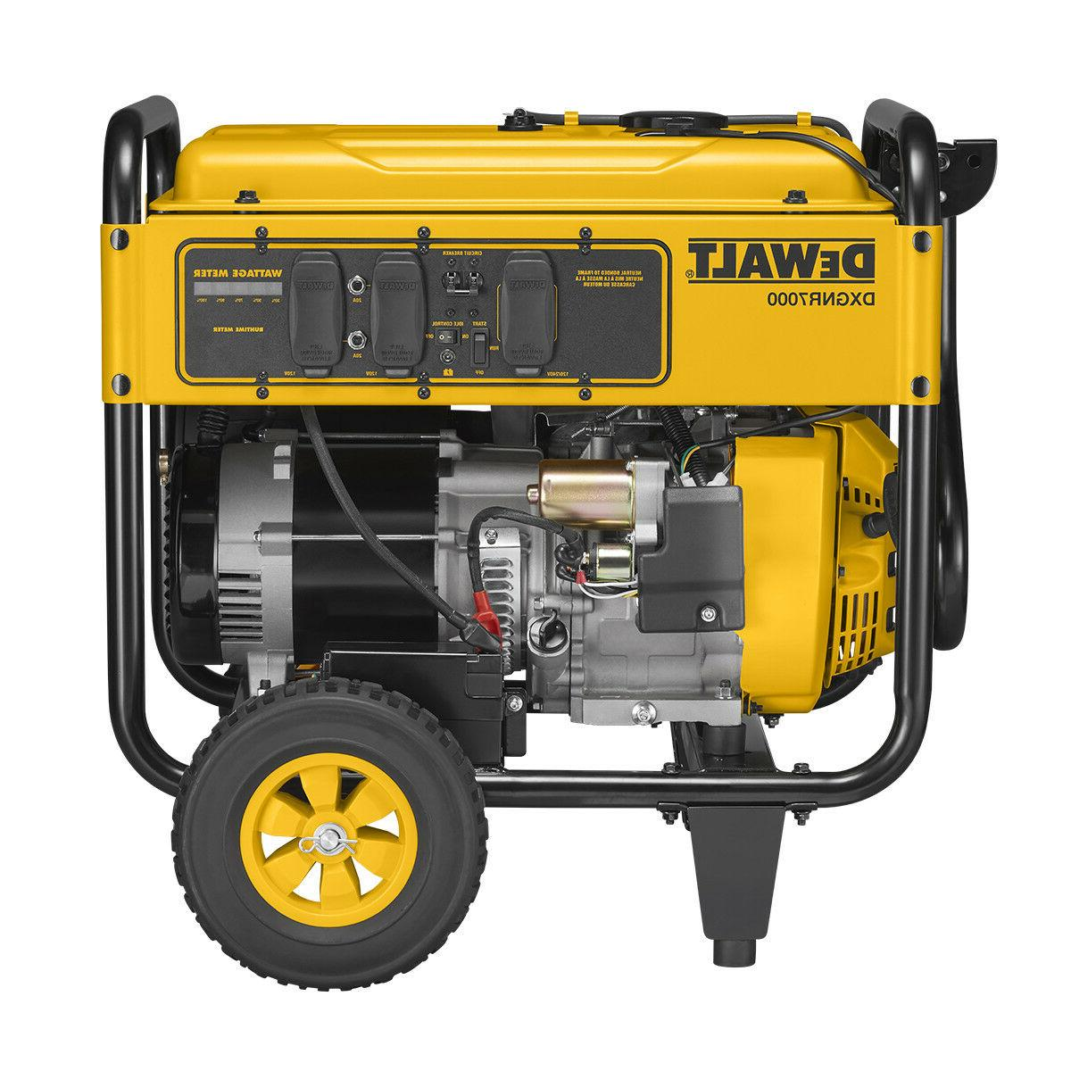 DeWALT Generator Electric | DXGNR7000