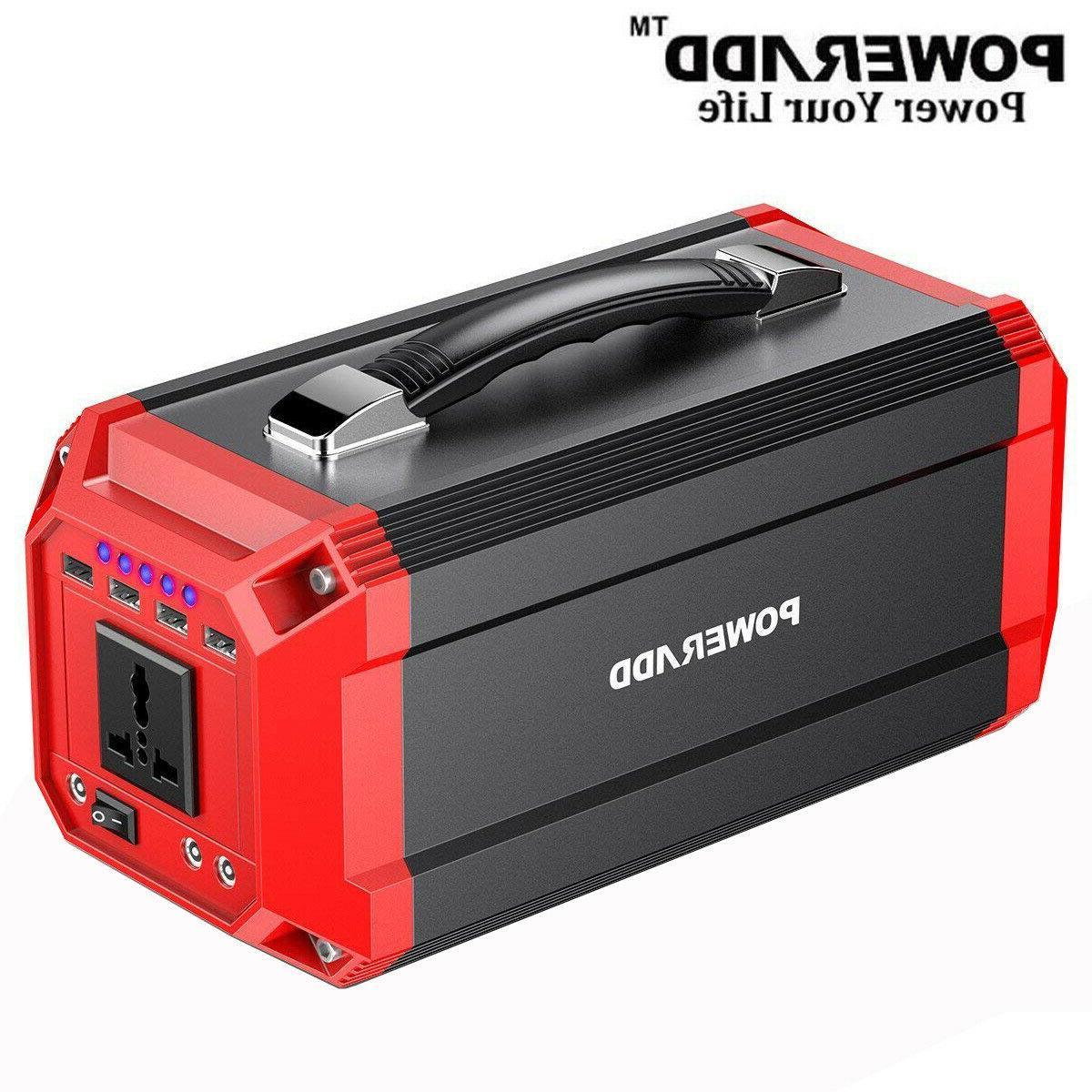 73000mah portable generator power inverter power bank