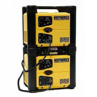 BUNDLE of  73536i - 1700/2000w Champion Power Equipment Inve