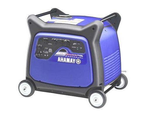 Yamaha 5500 Watts/6300 Watts, Powered Portable Inverter