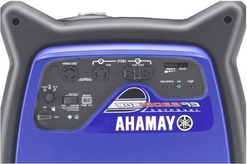 Yamaha EF6300iSDE, 5500 Watts/6300 Gas Powered