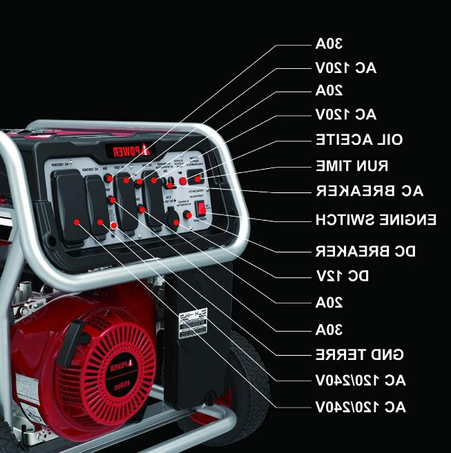 A-iPower 12,000W Portable Start