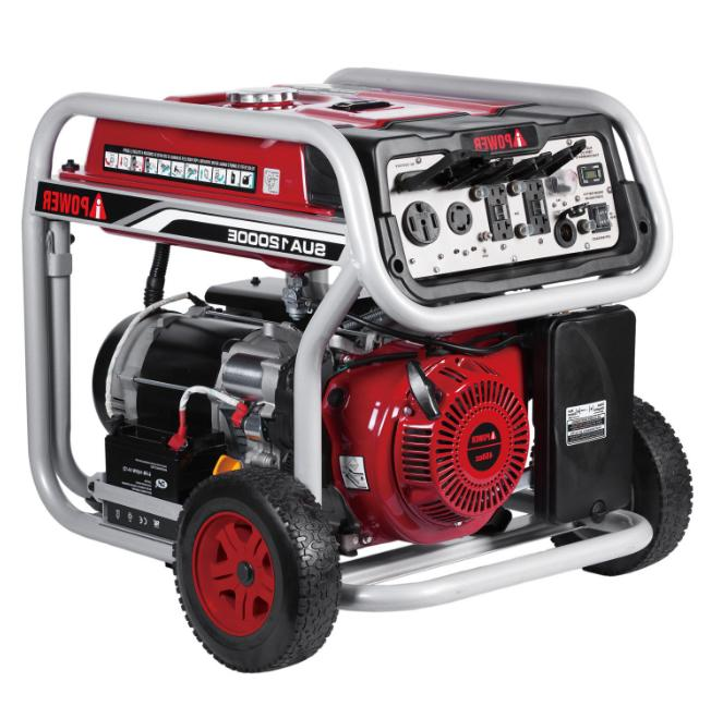 A-iPower Portable Generator Start