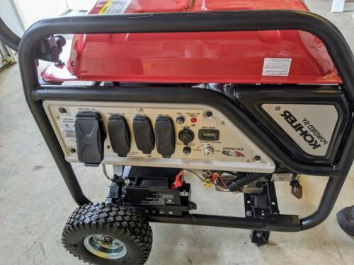 AMP/ Generator KW, Remote Model Series 10,000, 5