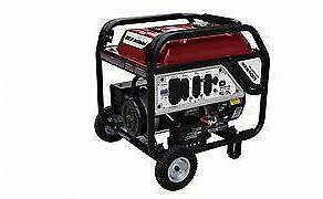 amp series 10000 gas generator