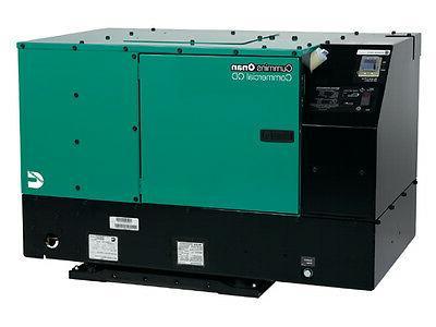 brand new onan 12000 watt commercial qd