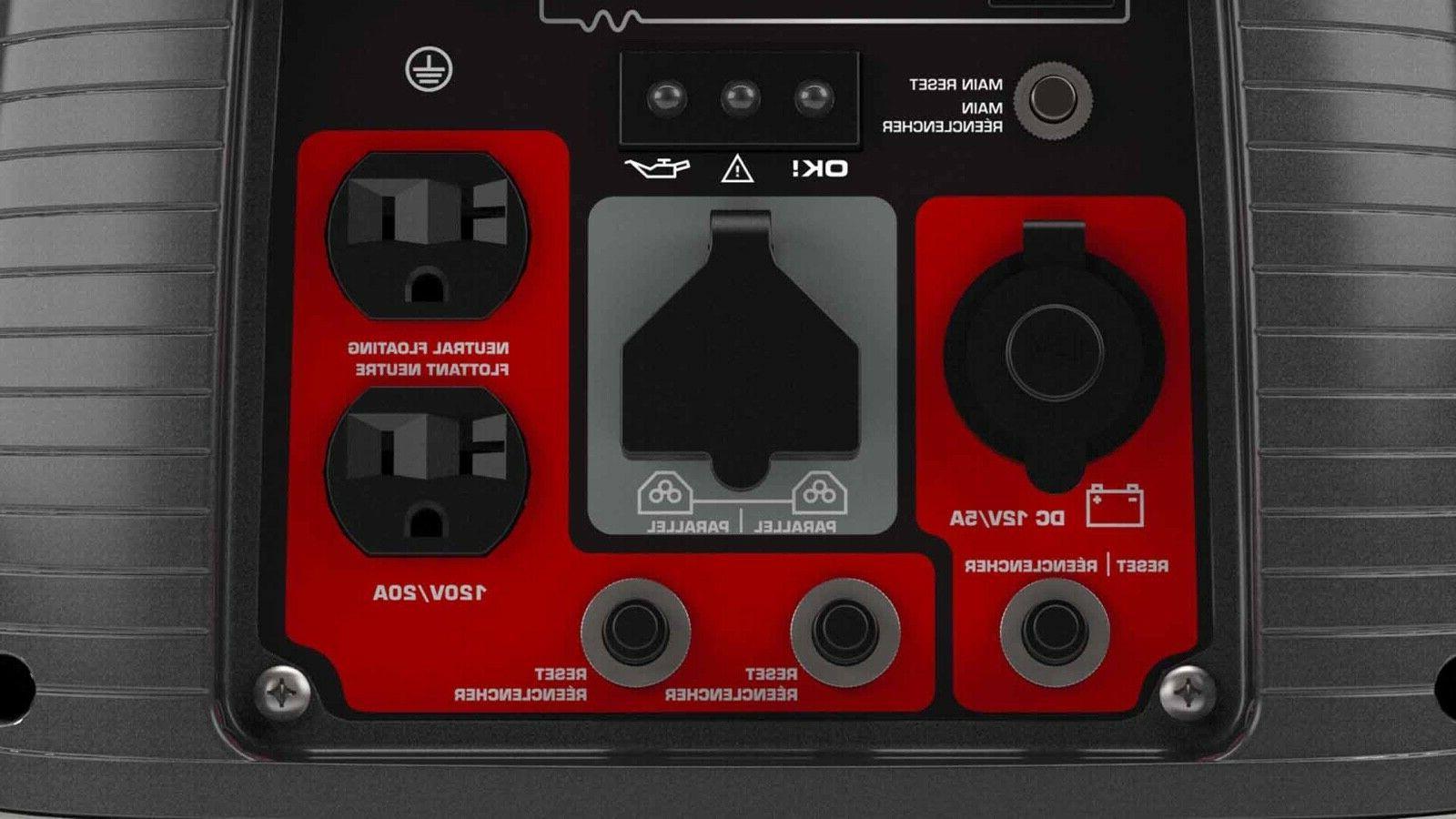 Briggs 2000 Watt Portable Perfect for