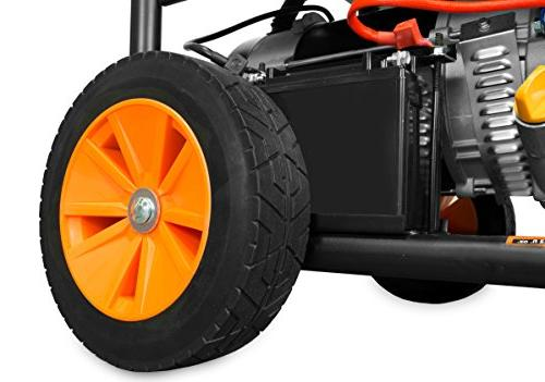 WEN 4750-Watt 120V/240V Dual with Wheel and Electric Start - Compliant