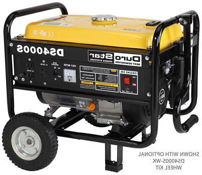 DuroStar Gas Powered 4000 Portable - Camping