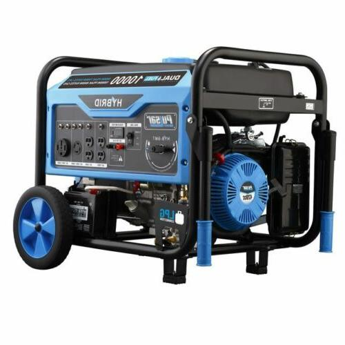 Pulsar 10,000 Watts Fuel Generator Electric Start