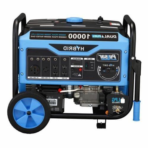 Pulsar Dual Fuel Generator Switch Go