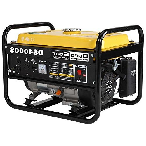 durostar ds4000s gas powered portable