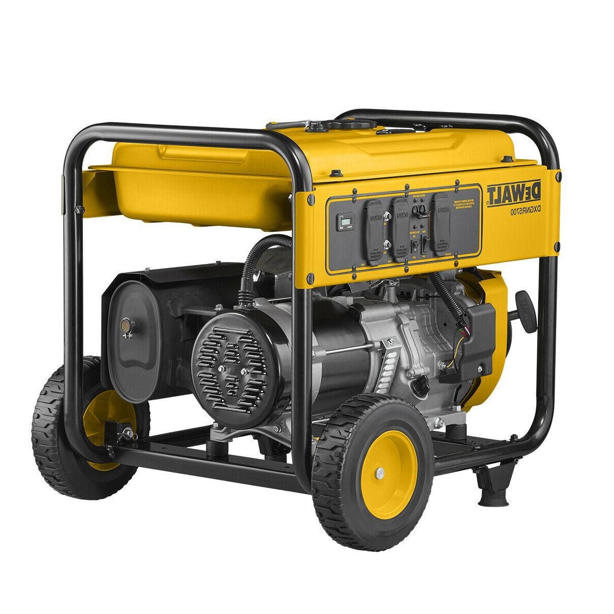 DeWALT - Watt Generator 7125 Watts 49 CSA