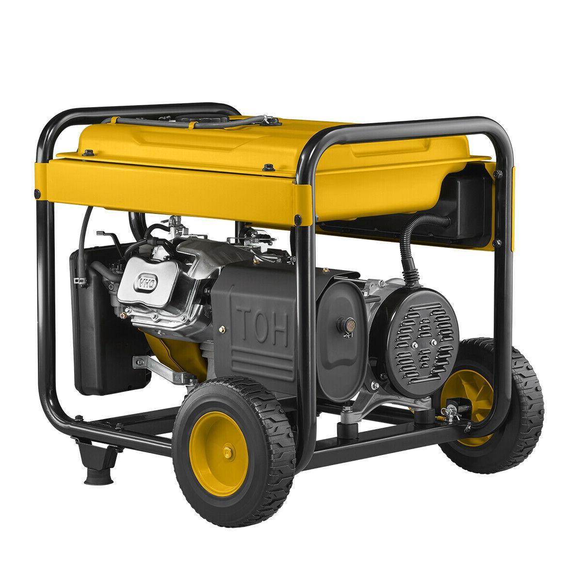 DeWALT - Watt Portable Generator | 7125 Surge Watts 49