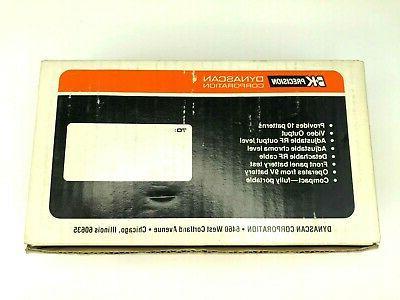 BK Dynascan 1211 Portable Handheld