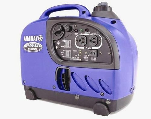 Yamaha Watts/1000 Watts, Gas Powered Portable Inverter, CARB Compliant
