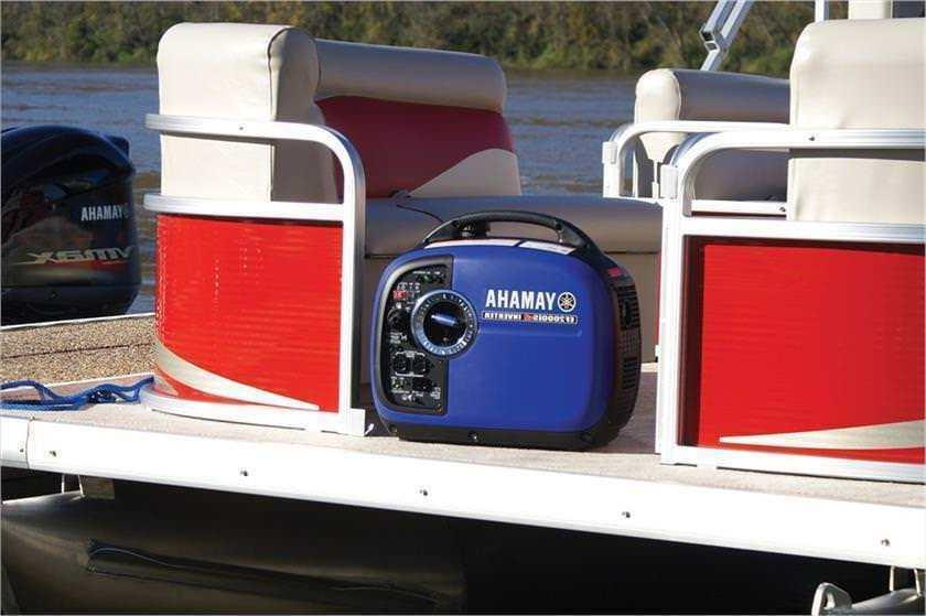 Yamaha EF2000is 2000 Watt 2.5 HP Generator