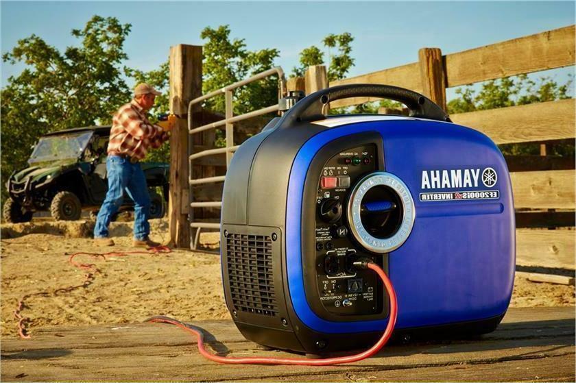 Yamaha 2000 2.5 HP Generator