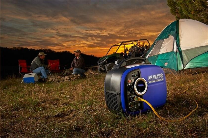 Yamaha Portable EF2000is -