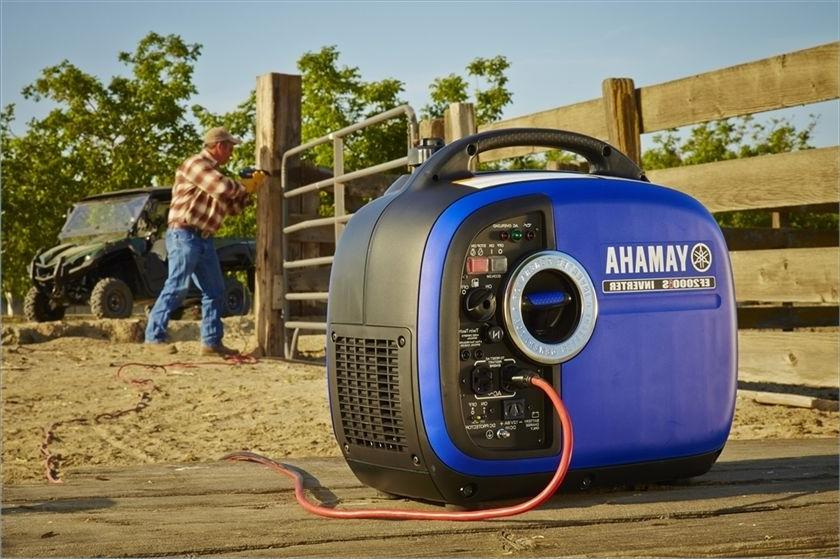 Yamaha Portable Generator - EF2000 Ships Fast