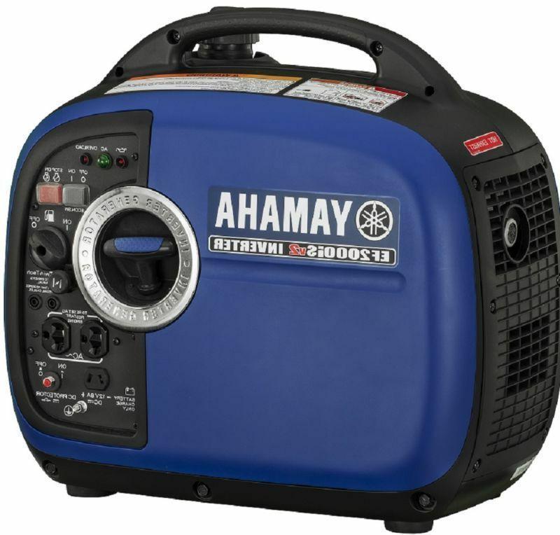 ef2000isv2 2000 watt portable generator ef2000is ef2000