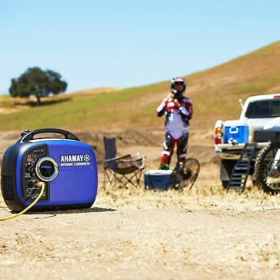 Yamaha 2000-Watt Digital Quiet Generator