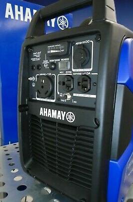 Yamaha EF2200iS Camping Tailgating NEW 3yr Warranty