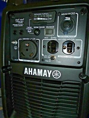 Yamaha EF2200iS Inverter Camping Tailgating NEW Warranty