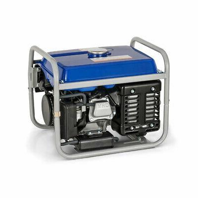Yamaha Gas Powered Portable Inverter Blue