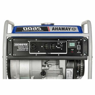 Yamaha EF2600 Gas Portable 2600 Brushless Inverter Blue