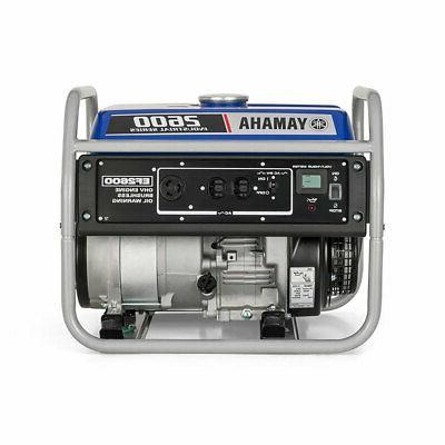 ef2600 gas powered portable 2600 watt brushless