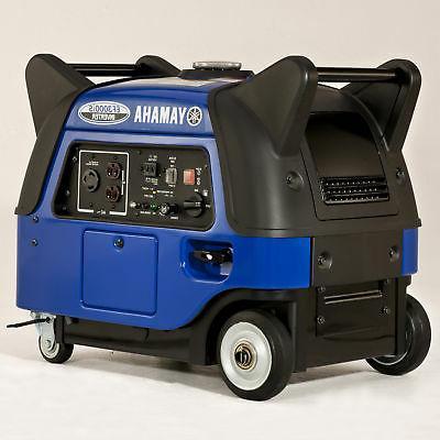 Yamaha 3,000 Gas RV Power