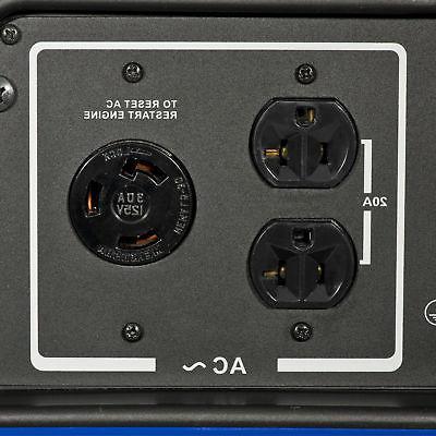 Yamaha Watt Gas Powered Portable Power Generator