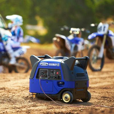 Yamaha Gas Powered Power