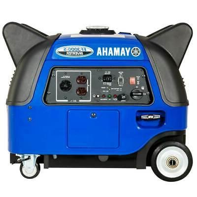 ef3000is 3 000 watt gas powered portable