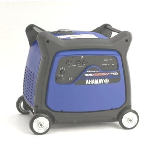 Yamaha EF4500iSE, Watts/4500 Powered Portable Compliant