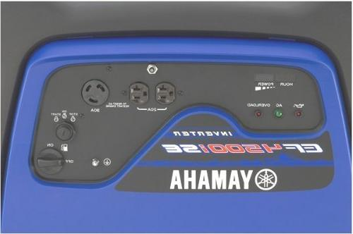 Yamaha EF4500iSE, Watts/4500 Starting Watts, Compliant