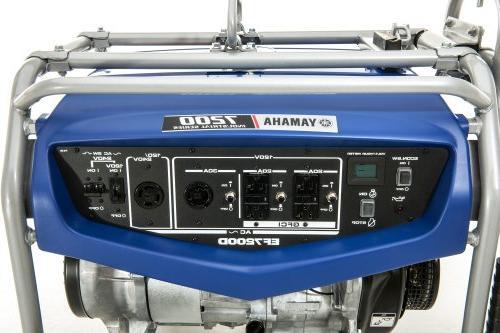 Yamaha EF7200D Generator Manual