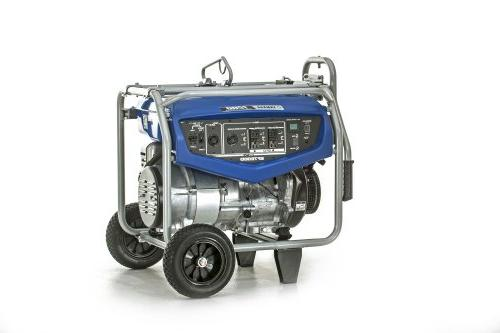 Yamaha Generator with Manual Start, 7200-watt
