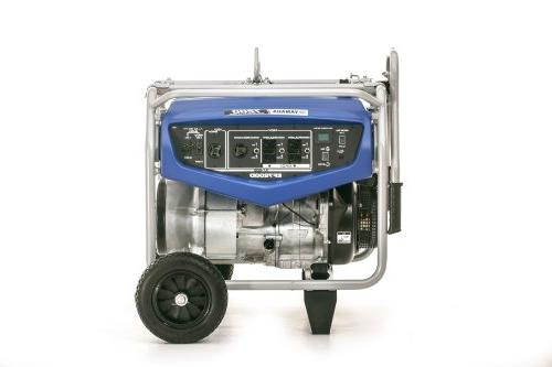 Yamaha EF7200D with Manual
