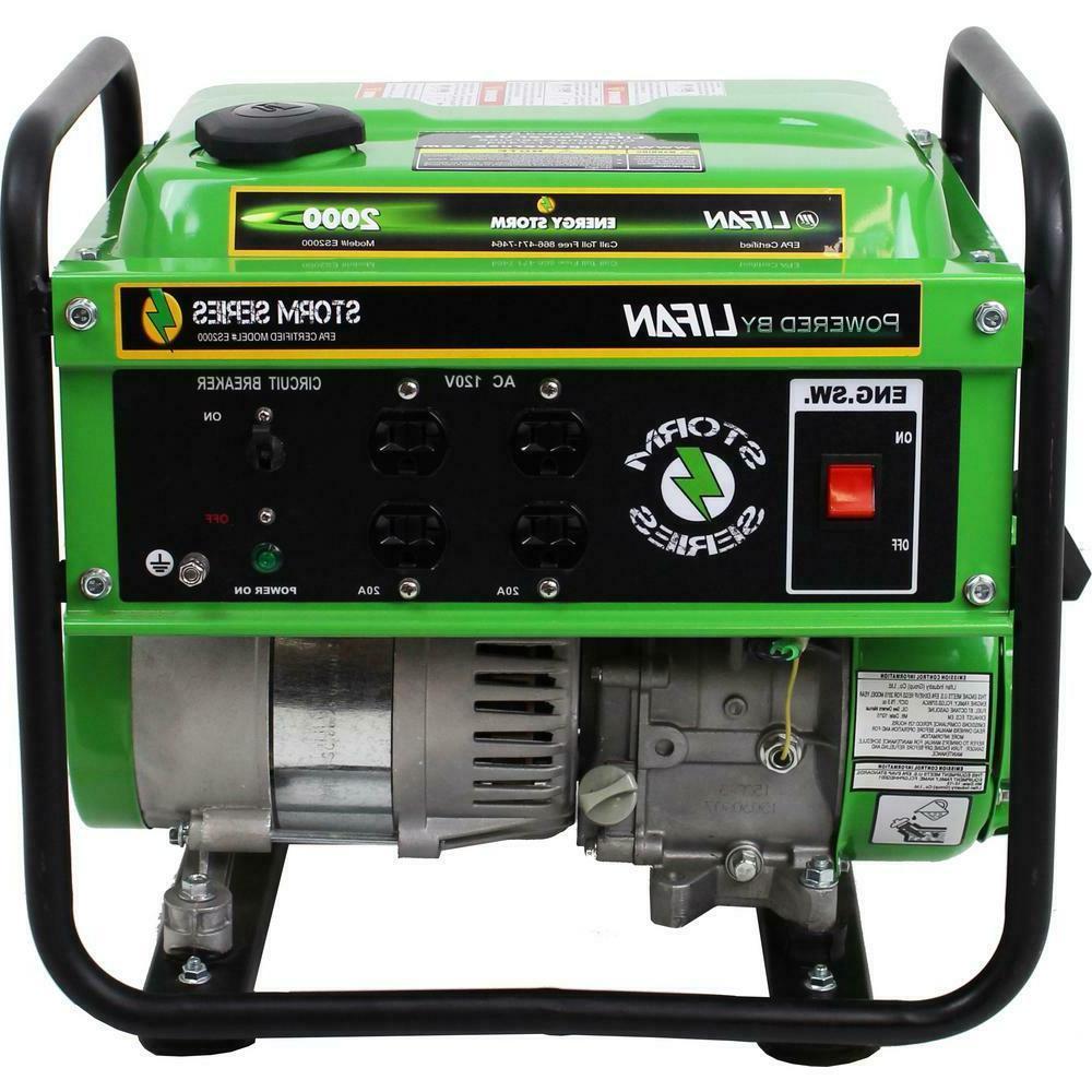 LIFAN 1,600/1,400-Watt Gasoline
