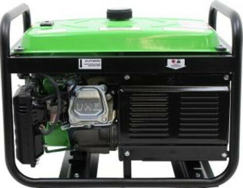 LIFAN 4,000/3,500-Watt Gas Powered Portable Generator,