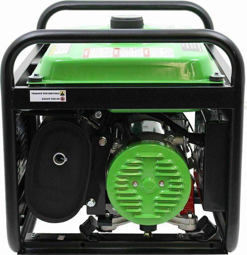 LIFAN 4,000/3,500-Watt Gas Generator,