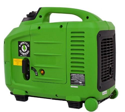 Lifan Energy Storm 2600iER-CA, Running Starting Portable Generator