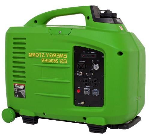 Lifan Energy 2600iER-CA, Starting Watts, Powered Portable