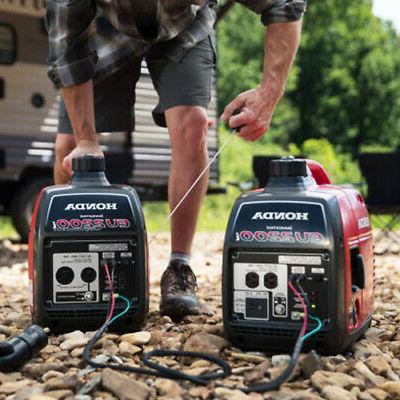 Honda 2200-Watt Quiet Gas Power