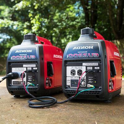 Honda 2200-Watt Quiet Power Inverter