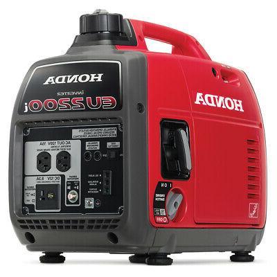 eu2200i 2200 watt super quiet gas power